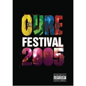 THE CURE Festival 2005 (UNIVERSAL MUSIC)