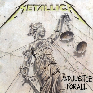 METALLICA ...And Justice for All (cardboard edition)