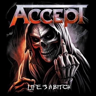 Patch ACCEPT - Life is a Bitch (P-SHK)