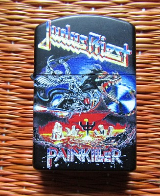 Bricheta JUDAS PRIEST Painkiller