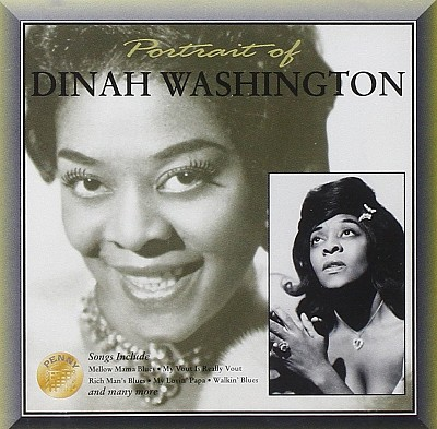 Dinah Washington - Portrait of