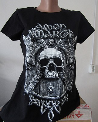 Girlie AMON AMARTH Shield GR/FR