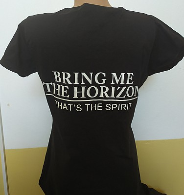 Girlie BRING ME THE HORIZON Umbrella GR/FR