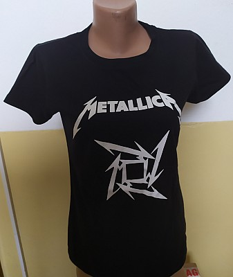 Girlie METALLICA Ninja Star GR/FR