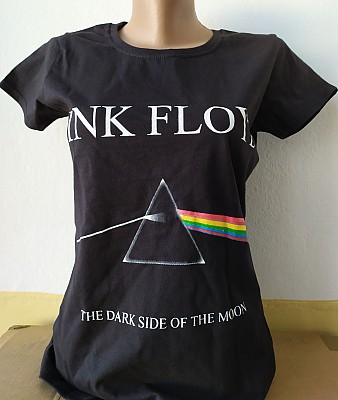 Girlie PINK FLOYD Dark Side of the Moon GR/FR