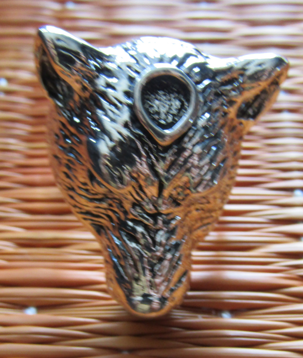 Inel Rebel Ring Fox