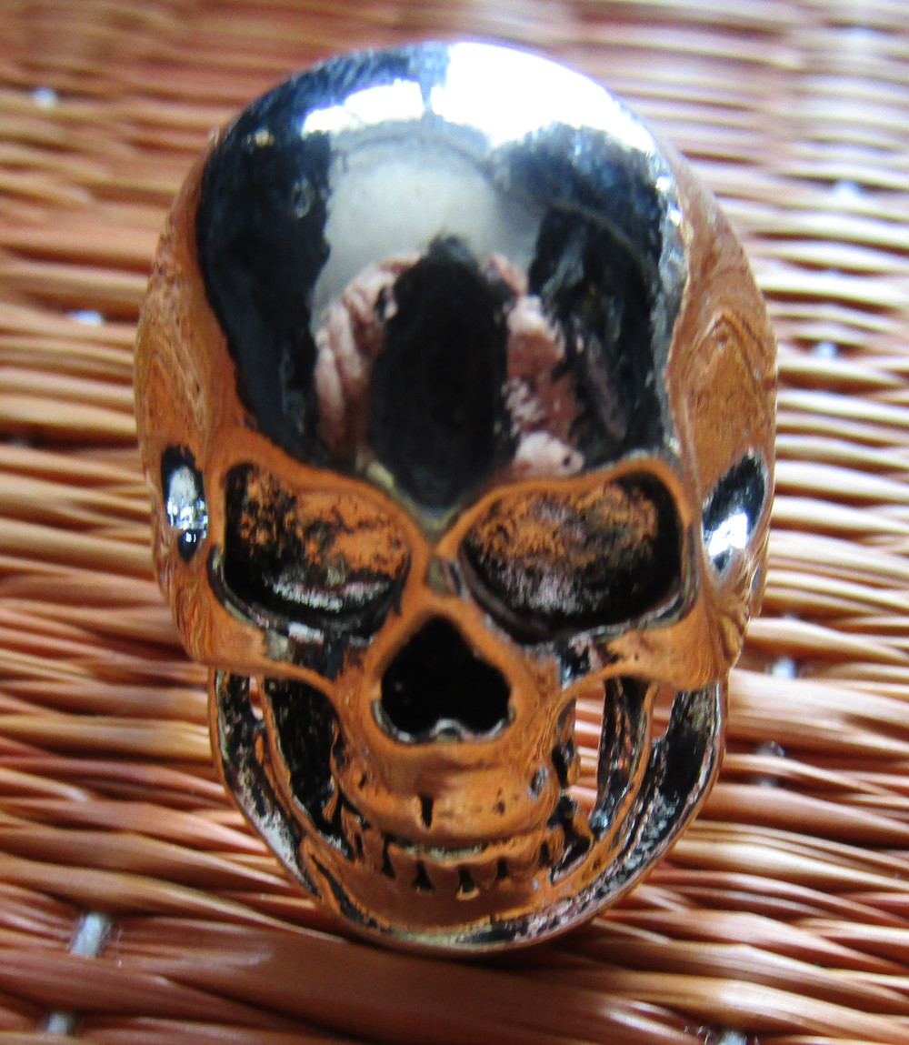 Inel Rebel Ring Skull 2