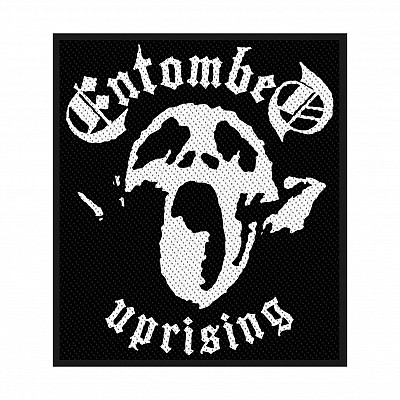 Patch Entombed - Uprising