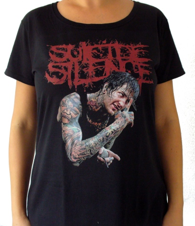 Girlie SUICIDE SILENCE Mitch GR/POL/014
