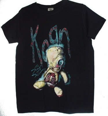Tricou pentru copii KORN The serenity of Suffering