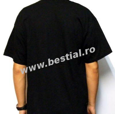 Tricou UK PT114 Heartbeat (TRS)