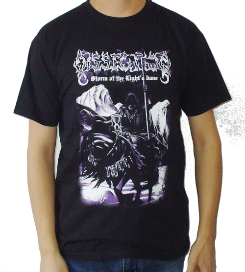 Tricou DISSECTION The Storm of the Lights Bane TR/JV/A-