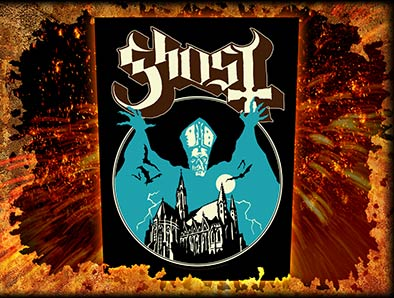 Backpatch Ghost - Opus Eponymous