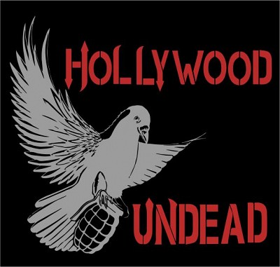 Patch HOLLYWOOD UNDEAD (patch brodat) (P-SHK)