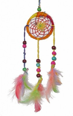 Dream Catcher mic Rainbow (CH004)