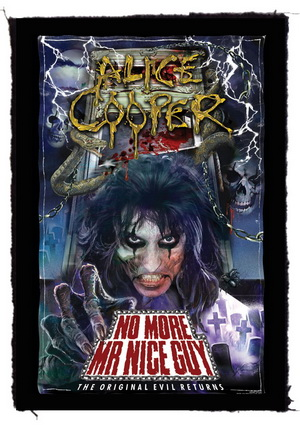 Patch Alice Cooper No More Mr. Niceguy  (HBG)
