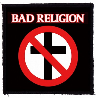 Patch Bad Religion Logo  (HBG)