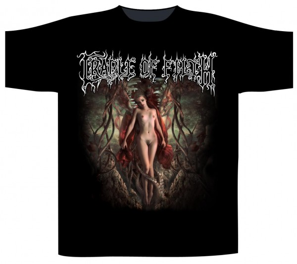 Tricou CRADLE OF FILTH - Deflowering The Maidenhead (lichidare stoc)