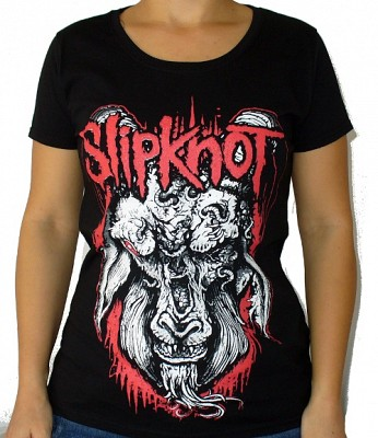Girlie Slipknot White Goat GR/FR
