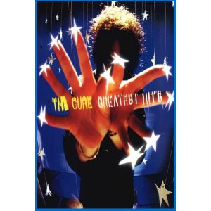 THE CURE Greatest Hits (redus temporar)(DVD)