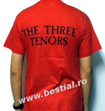 Tricou THREE TENORS TR/VK/201
