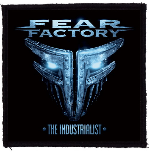 Patch Fear Factory The Industrialist (HBG)