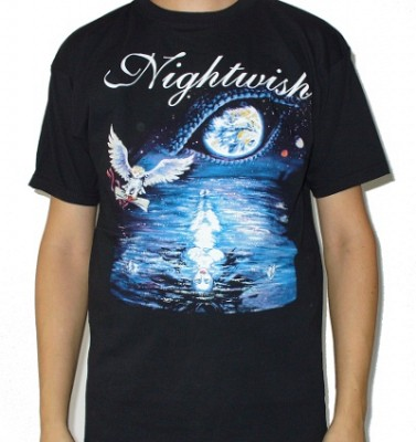 Tricou NIGHTWISH Oceanborn (FBT473)