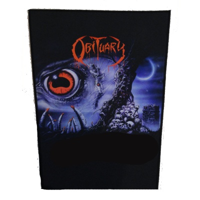 Backpatch OBITUARY Cause of Death