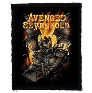 Patch Avenged Sevenfold The King  (HBG)