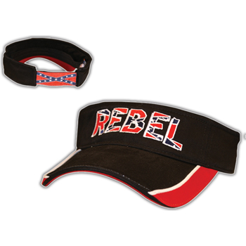 Visor Black Rebel cod 7277REB