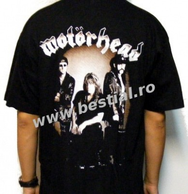 Tricou MOTORHEAD Best of (SUPERPRET)