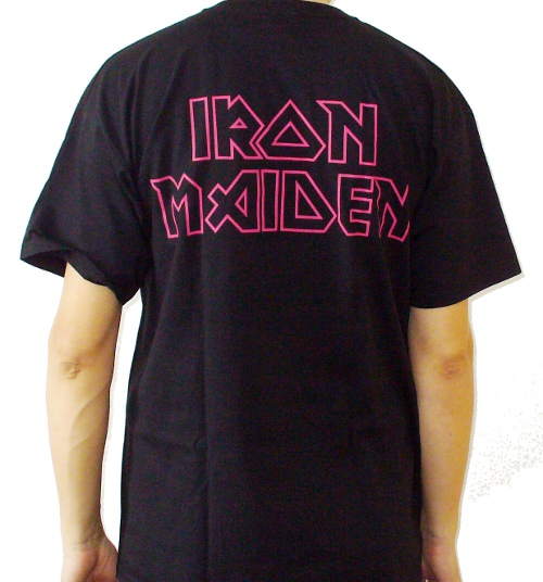 Tricou IRON MAIDEN The Number of the Beast TR/JV/A-