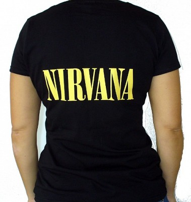 Girlie NIRVANA Smiling Face GR/FR/009