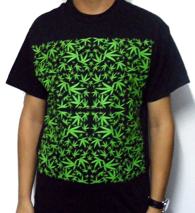 Tricou UK PT235 Cannabis (TRS)