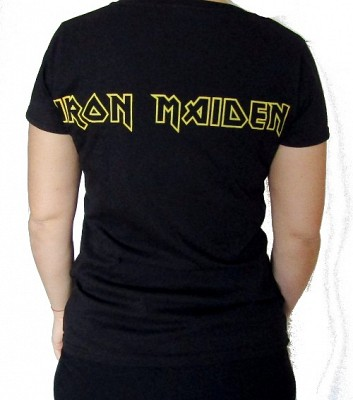 Girlie Iron Maiden Fear of the Dark GR/FR