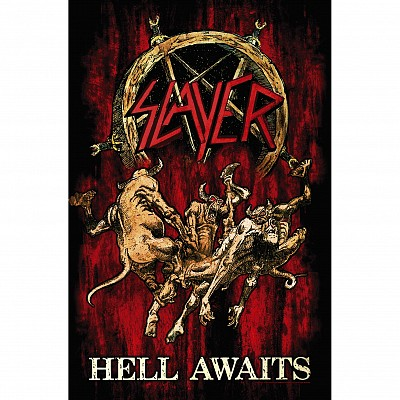 Steag SLAYER - Hell Awaits (raz)