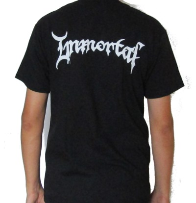 Tricou IMMORTAL Northern Chaos Gods TR/FR/311