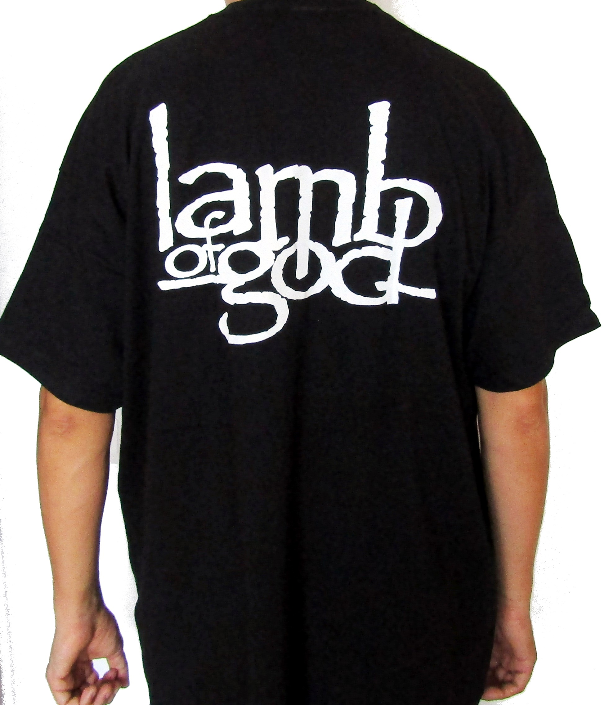 Tricou LAMB OF GOD Ram Skull TR/FR/236