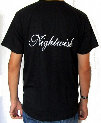 Tricou Nightwish Blue Ship TR/JV/A
