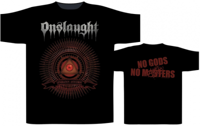 Tricou ONSLAUGHT - Generation Antichrist
