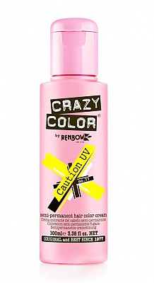Vopsea de par semi permanenta Crazy Color Caution Uv - 77